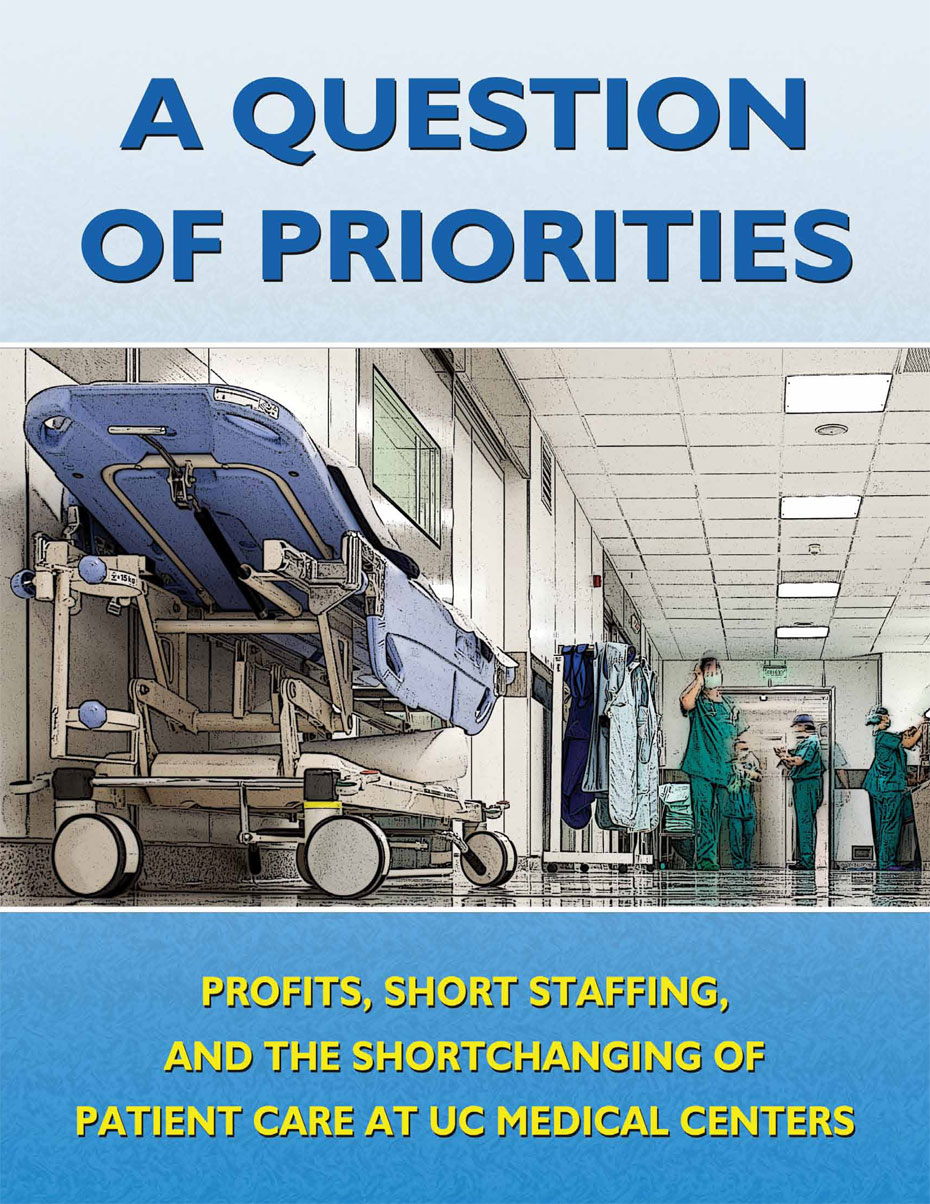 A Question of Priorities - Full Report