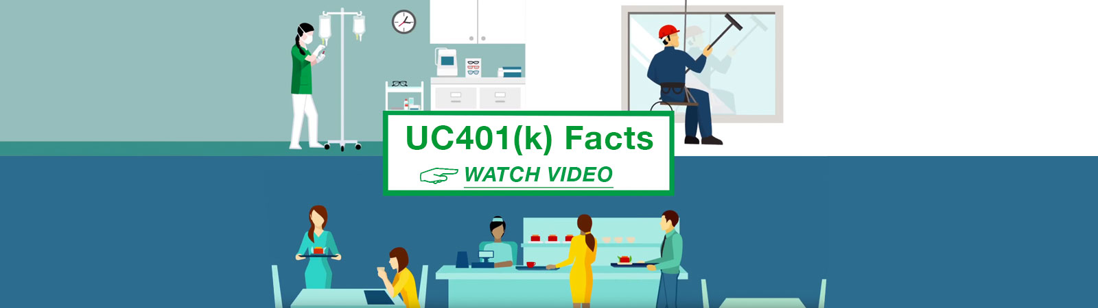 UC 401(k) Facts Video